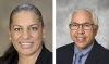 Patricia Harrison-Monroe, PhD, and Francisco Moreno, MD